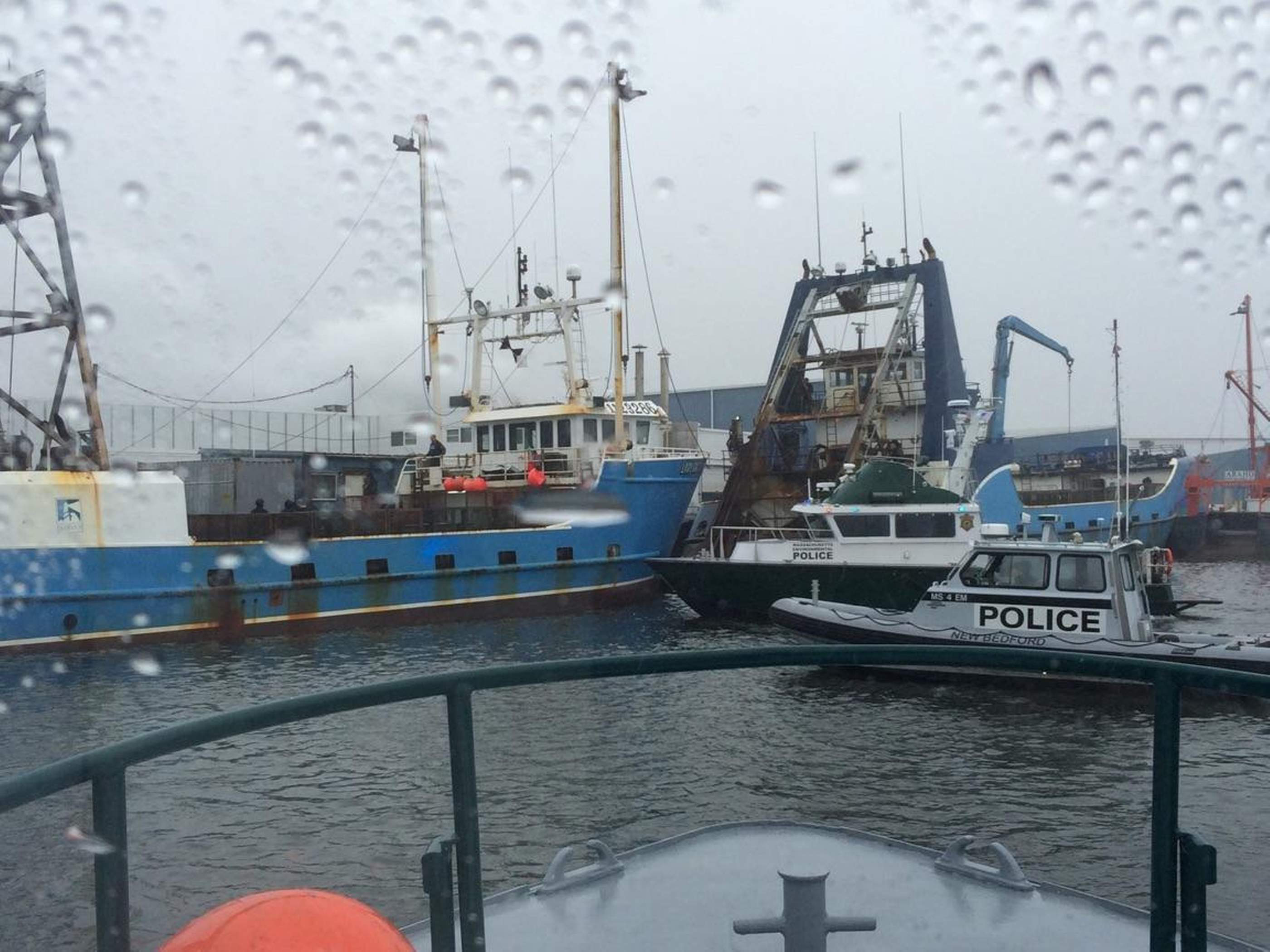 3rd New Bedford Seafood Executive Charged with Tax Evasion as Gov't Attorneys Target Waterfront