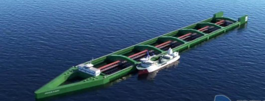 Chinese Company, Nordlask Plans Worlds Largest Deepwater Aquaculture Boat in Yantai Region