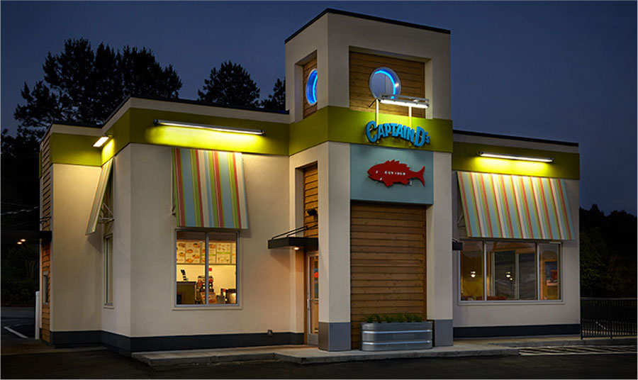 Seafood Restaurant Chain Captain D's Expands In Florida