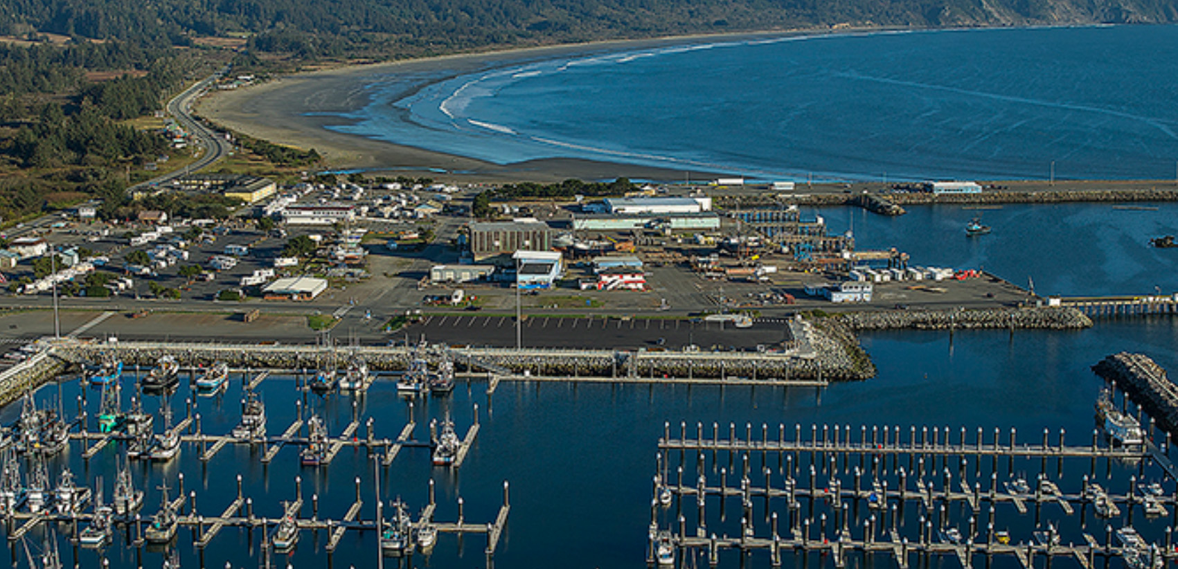 Crescent City Harbor District Exploring Options in Wake of Tsunami Debt Load
