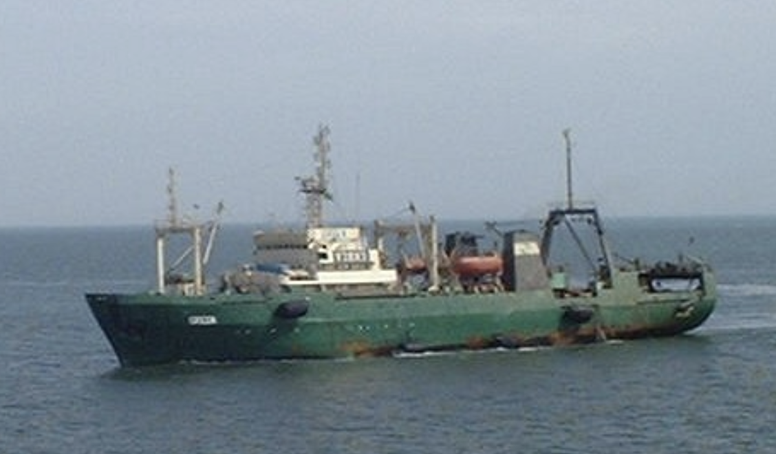 Russian Trawlers to Increase Presence in Africa, Restarting 250,000 ton Deal with Namibia