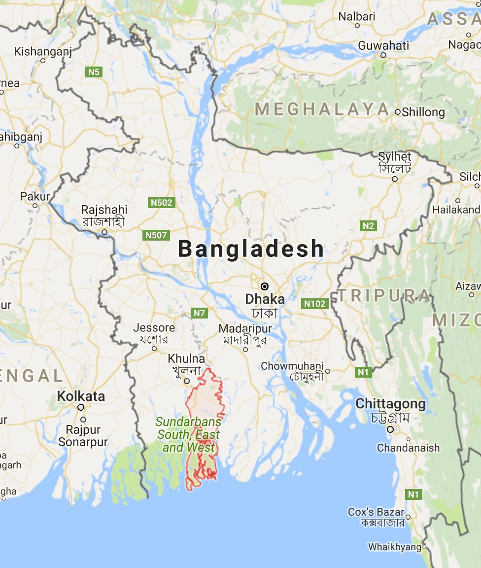 Massive Outbreak of Shrimp Disease Reported in Bangladesh Bagerhat Province