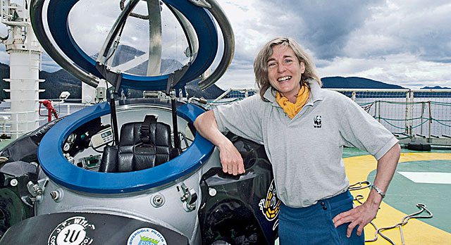 Alaska Marine Scientist Michelle Ridgway Remembered for Being Outspoken Conservationist