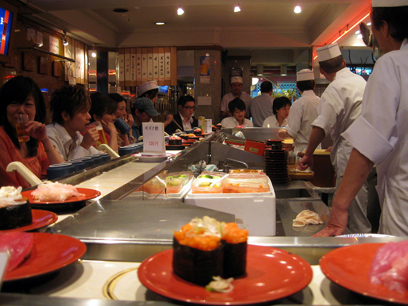 Soaring Tuna Prices Hit Japanese Sushi Market Hard