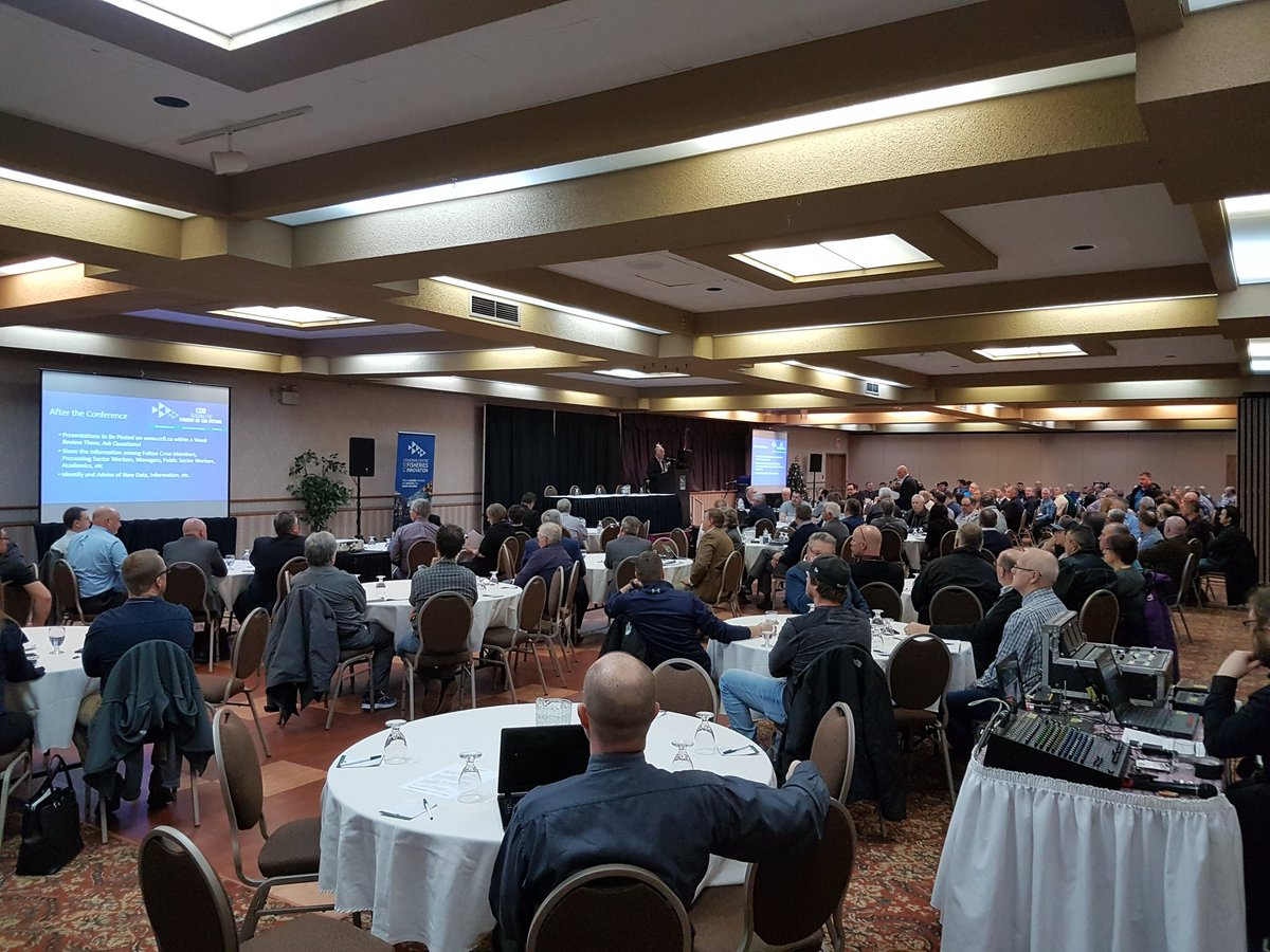 Path for Development of Northern Cod Charted at Biggest Newfoundland Industry Meeting in Years