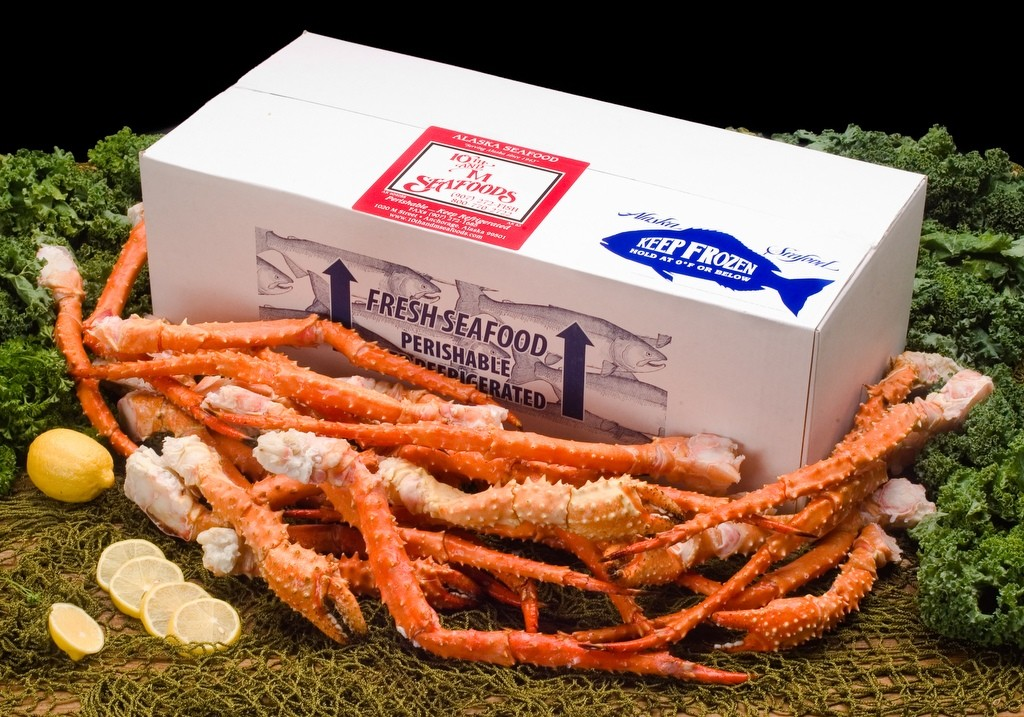 FDA Clarifies Name Rules for Golden King Crab, Will Allow Brown King Crab Labeling until 2020