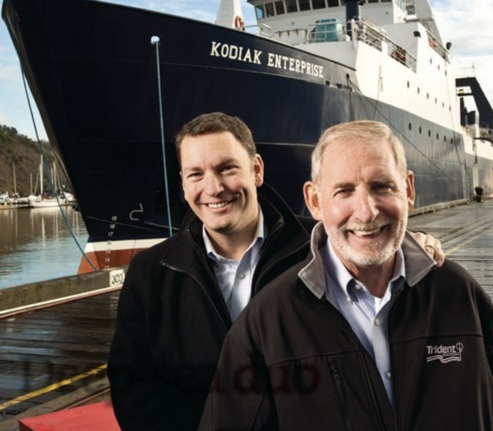 At Trident Seafoods, a New Generation is at the Helm