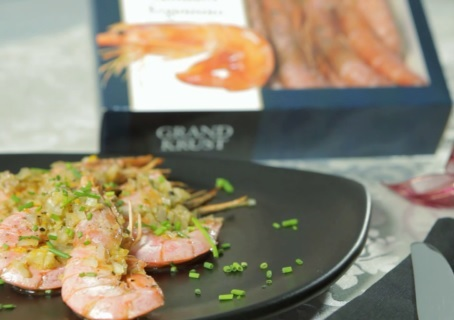 Camanchaca Enters Shrimp Market in Joint Venture with Krustagroup to Sell Argentine Shrimp Products