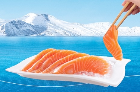Norwegian Salmon, Cod Perform Well on E-commerce Platforms in China