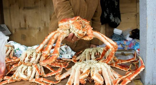 Sakhalin Officials Arrested For Allowing IUU Russian Crab to Flow to China