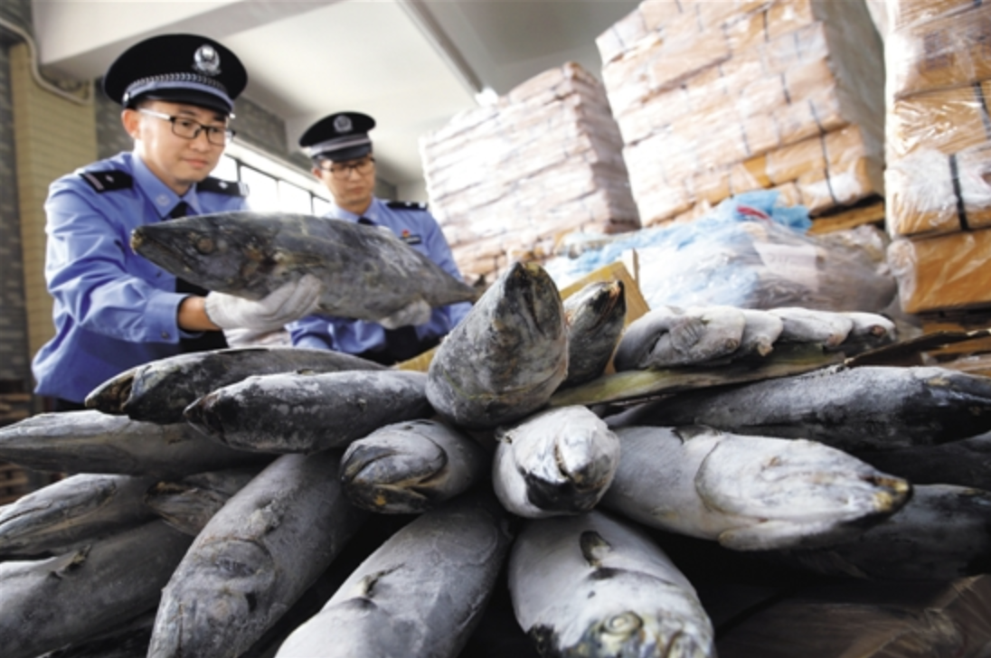 Chinese Crackdown on Salmon Smuggled Through Vietnam in Nation-Wide Raids
