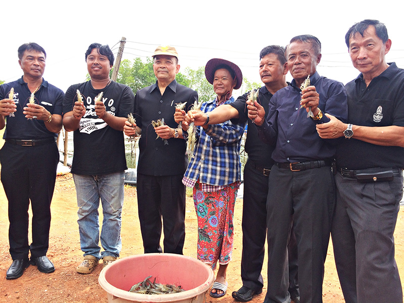CPF Institutes 3 Cleaning Approach in its Thai Shrimp Farms- Clean Ponds, Clean Water, Clean Stock