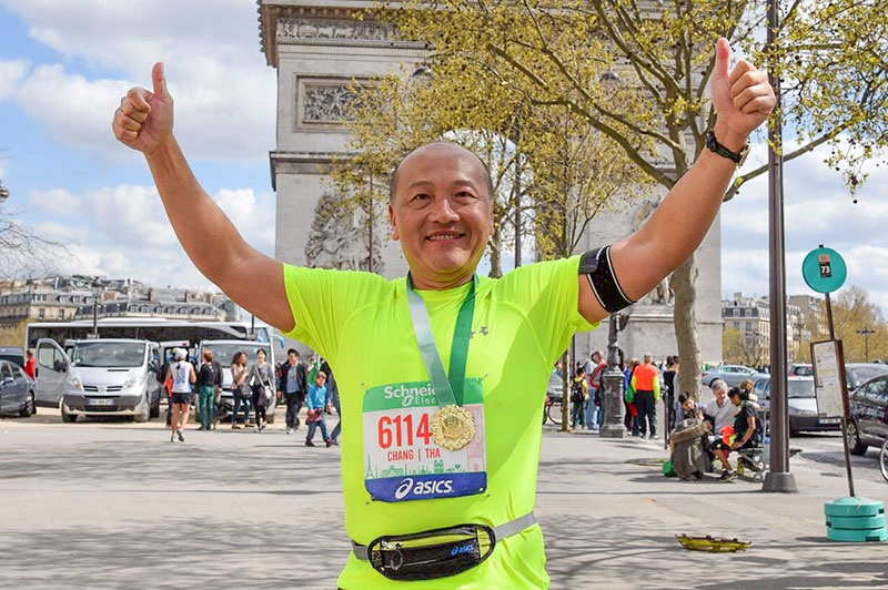 Thai Union CEO Thiraphong Chansiri to Run Virgin London Marathon in Support of WWF-UK