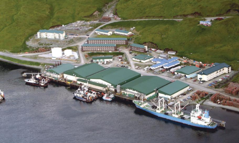 Few Defend America's Finest as Unalaska Mtg Hears of Plant Shutdowns, Challenge to Ak Landing Tax