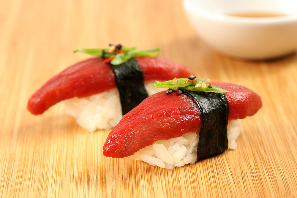 Whole Foods Offering Vegan Raw Tuna Alternative for Sushi