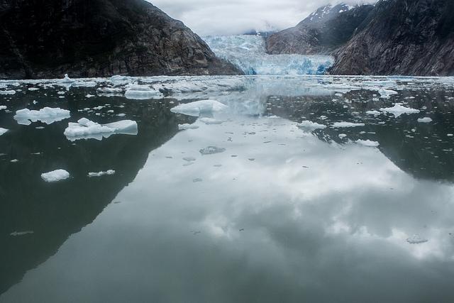 Alaska Sea Ice Conditions Shockingly Bad