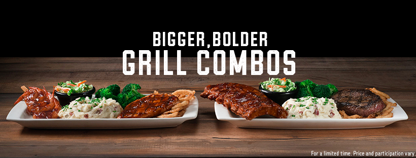 Applebee's Adds Shrimp, Salmon to Bigger, Bolder Grill Combos Offer