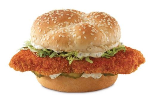 Arbys Adds Nashville Hot Fish Pollock Fillet to Menu as Lent Begins