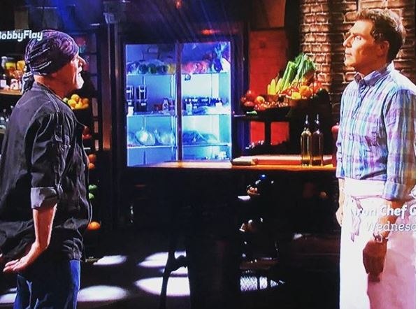 Supreme Crab & Seafood's Mark Laubner Competes Against Food Network Star on 'Beat Bobby Flay'