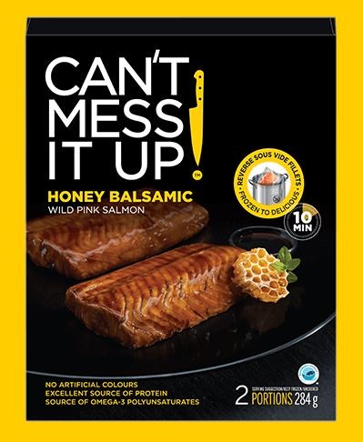 """High Liner's """"Can't Mess It Up!"""" Brand Wins Best New Product Award By Canadian Consumers"""