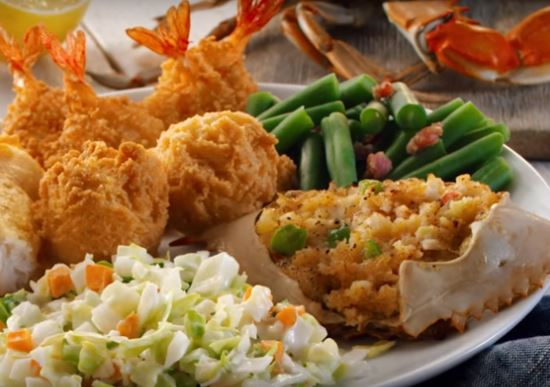Captain D's Launches Limited Time Crab Lovers Meals For $4.99
