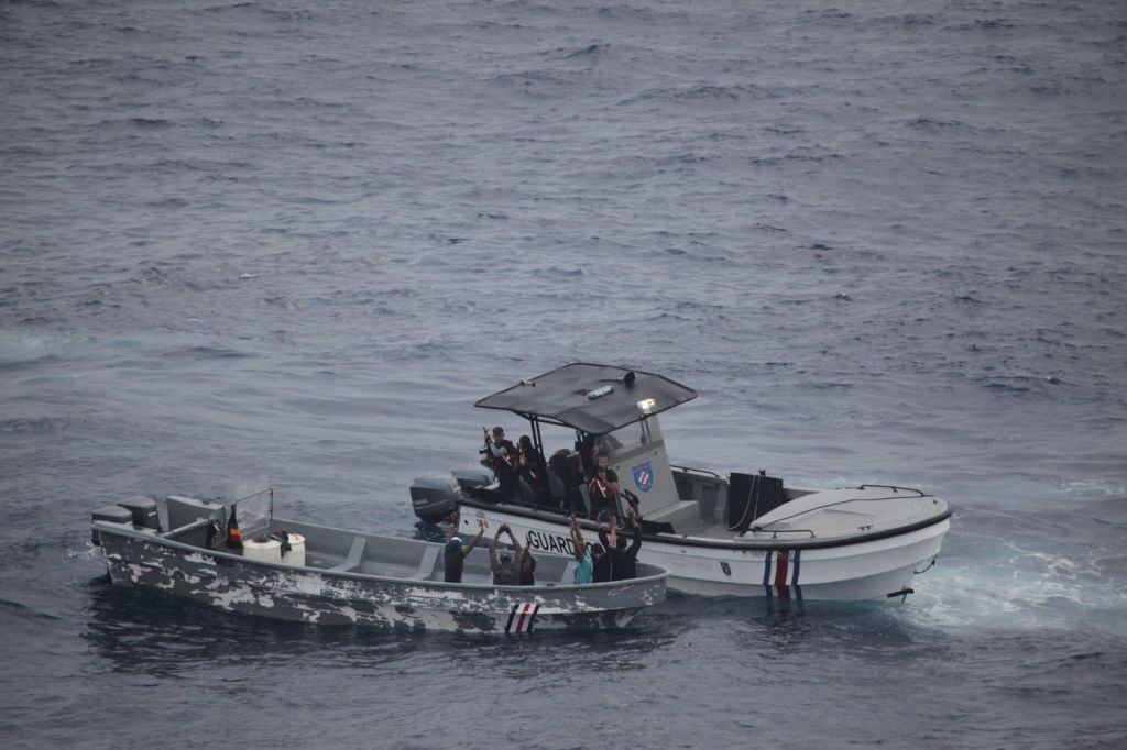 Costa Rica Coastguard Discovers Illegal Fishing Activities Thanks to new Partnership