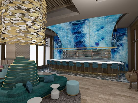 Michelin-Starred Chef Opening Luxury Dining, Sustainable Seafood Concept in Atlantis