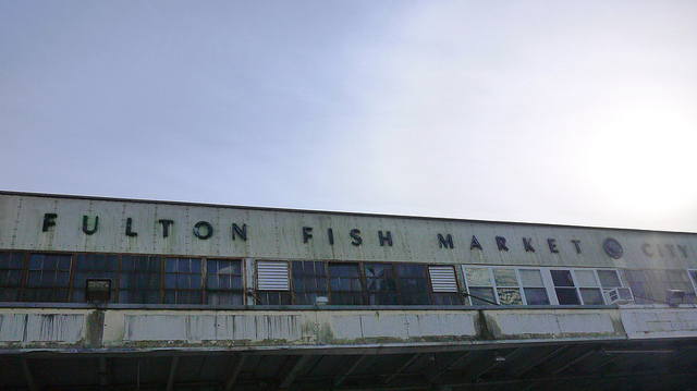 Fulton Fish Market Employee Arrested For Stealing Over $900,000 in Checks