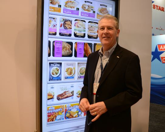 High Liner's Chris Mulder Breaks Down Sea Cuisine's New Look at Seafood Expo North America