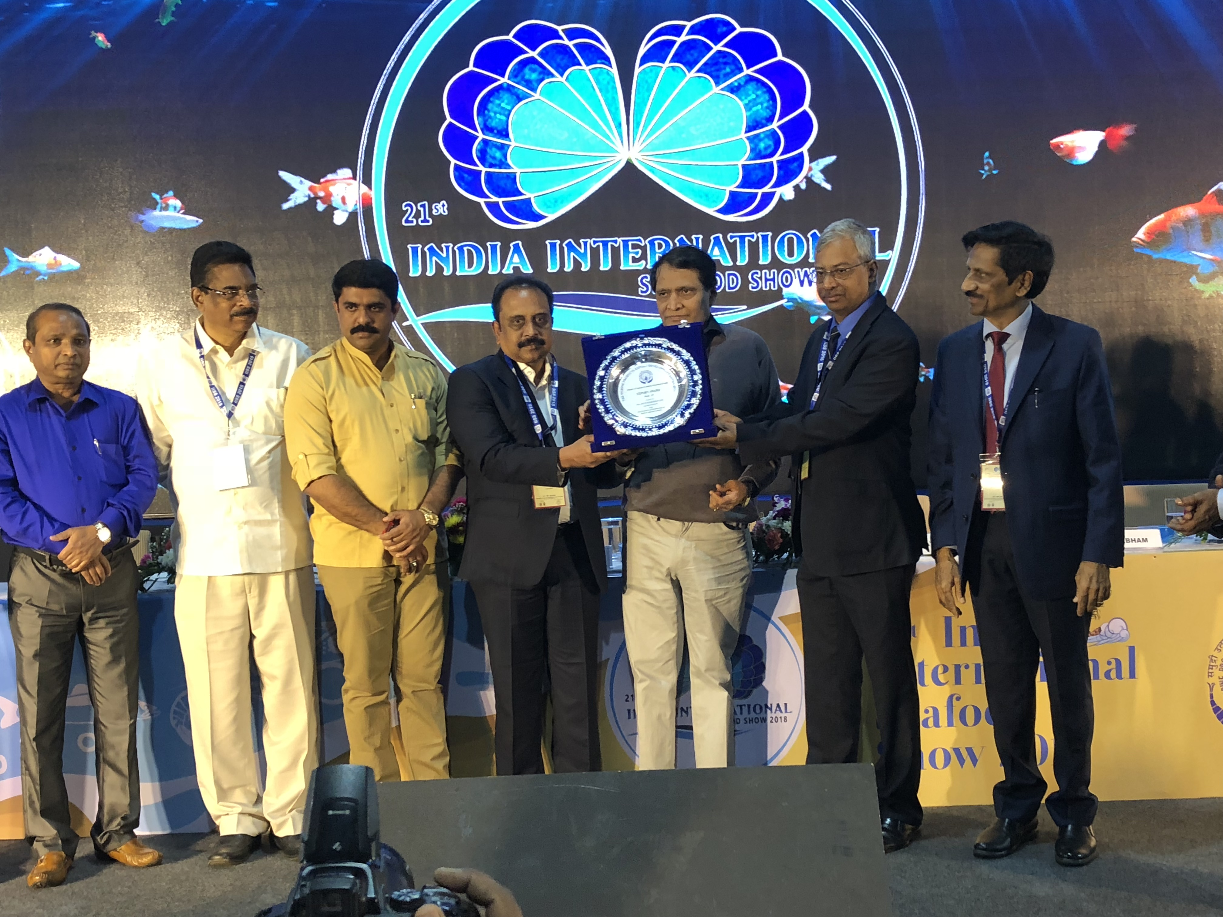 Devi Fisheries Gets Recognized as Indias Largest Seafood Exporter