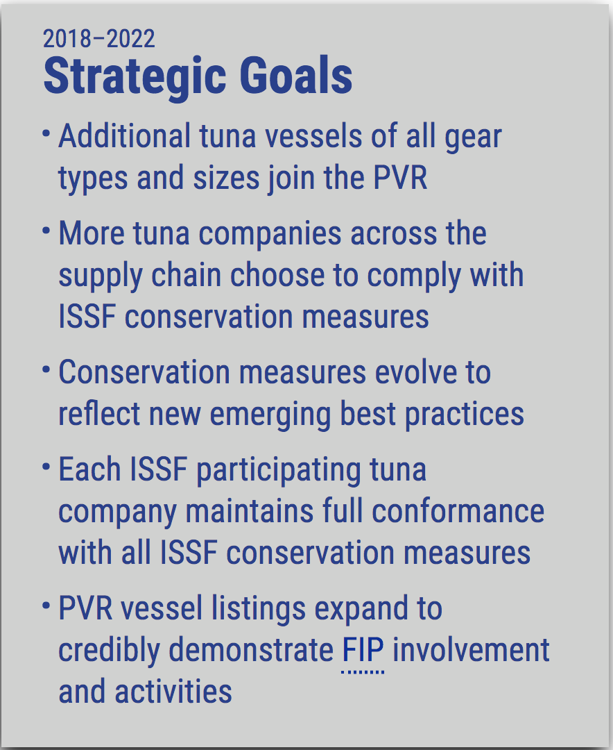 ISSF Unveils Updated Strategic Plan Recognizing FIPs, and Will Monitor Labor and Social Standards