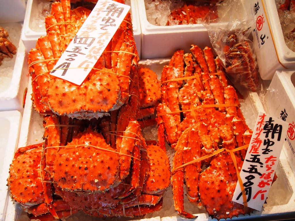 With Prices Lower, Japanese King Crab Buyers Still Expect Strong Competition for Supplies