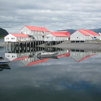 At Larsen Bay, a Cannery Where the Tenacious Rhythm of Salmon Season Holds Sway
