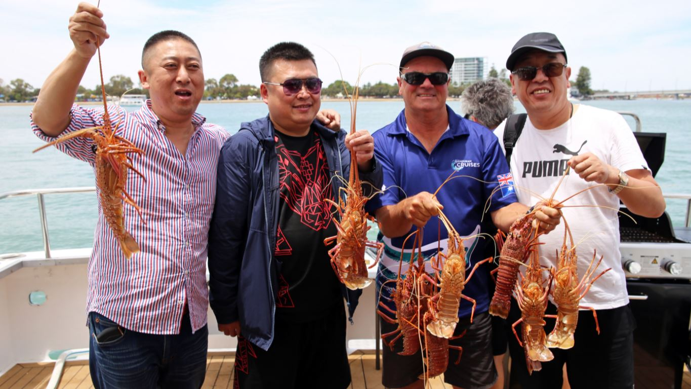 Lobsters to Lure Tourists to Australia