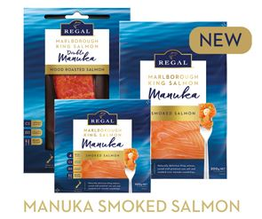 New Zealand King Salmon Launches Regal Smoked Salmon in U.S.