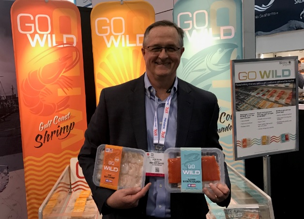 Mariner Seafood Prepared for Retail Distribution of GO WILD Brand That Extends Fresh Shelf Life