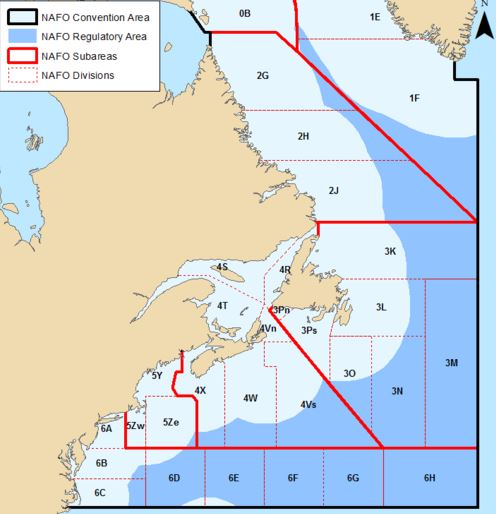 NOAA Seeking Northwest Atlantic Fisheries Organization Commissioner