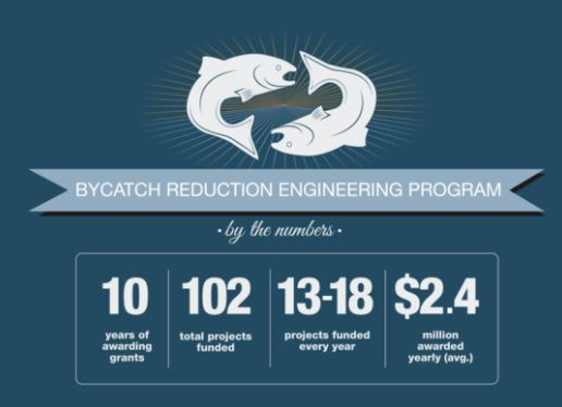 NOAA Celebrating 10 Years of Bycatch Reduction Engineering Program