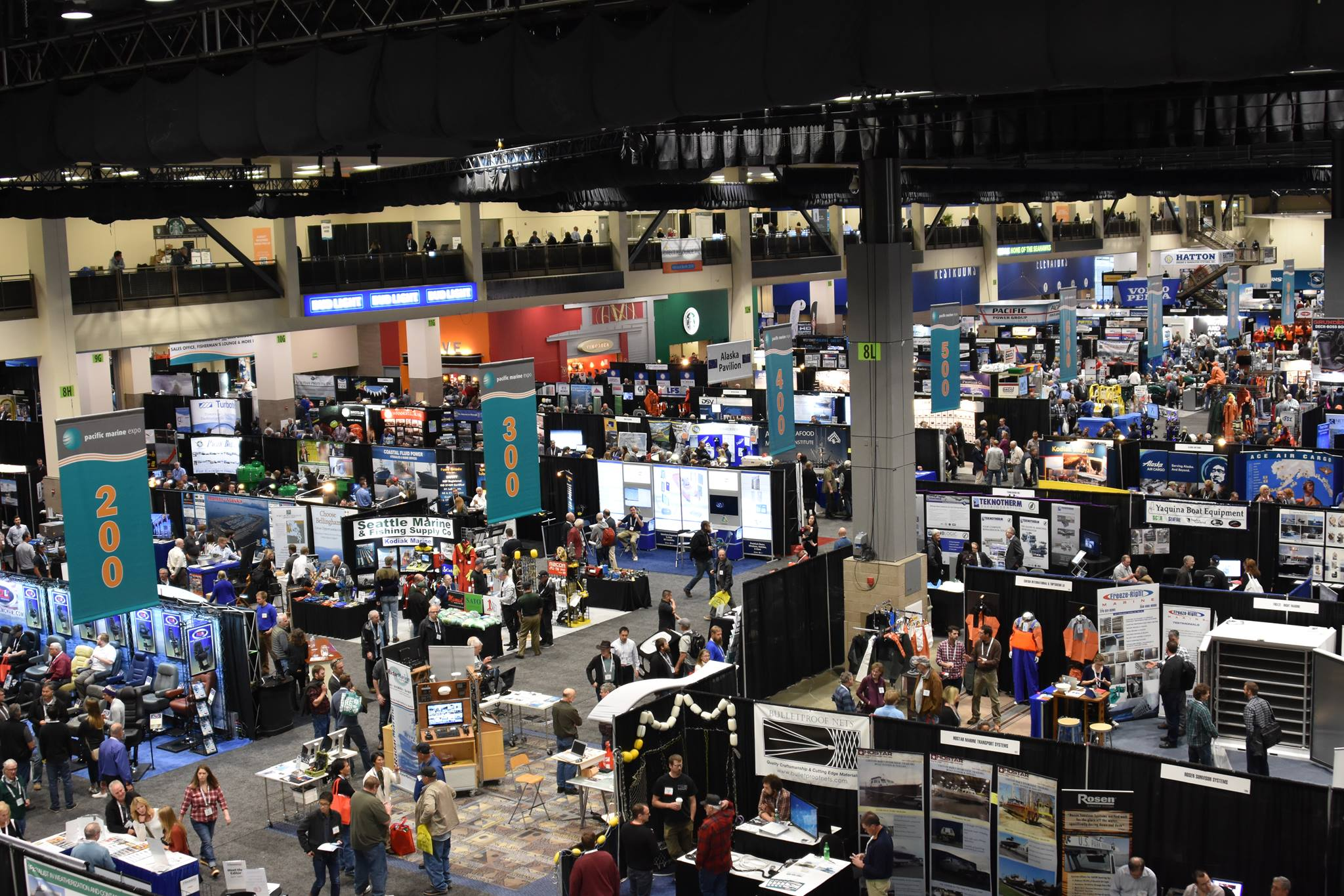 Pacific Marine Expo Seeking Proposals for 2018 Event