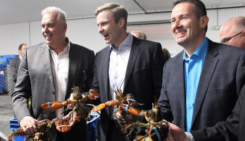 Thai Union of Canada Announces Daley Sfds Will Manage New Brunswick Lobster Plant in Tracadie-Sheila