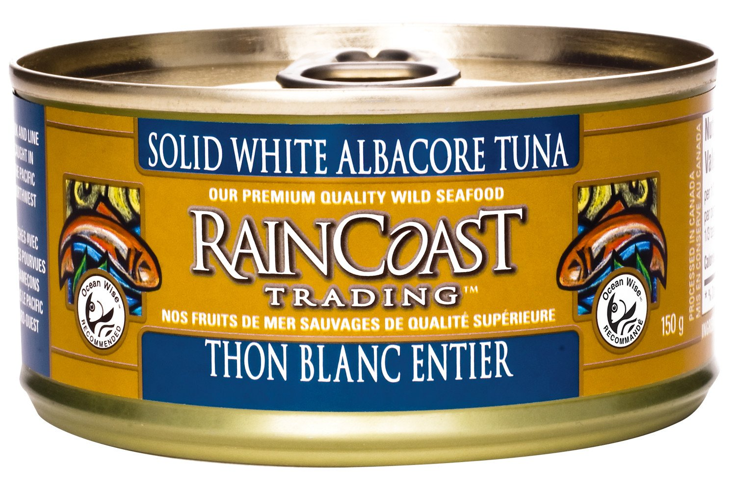 Canadian Tuna Brands Fight over Advertising Claims Based on Greenpeace Chain Sustainbility Rankings