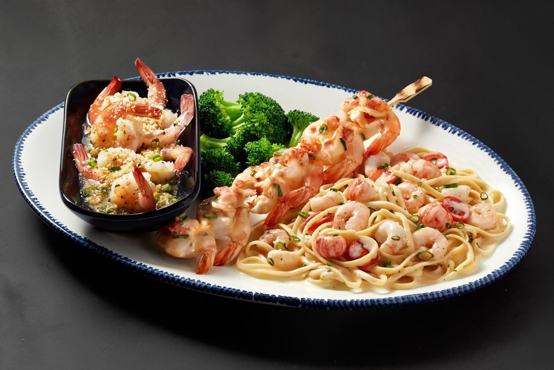 Red Lobster Announces New Dishes For Create Your Own Shrimp Trios Event