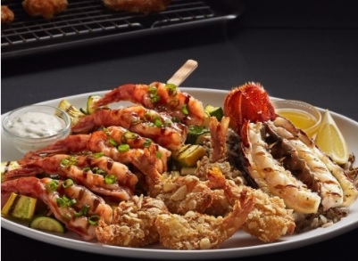 Red Lobster Promoting Wild Caught Red Shrimp on Summerfest Menu