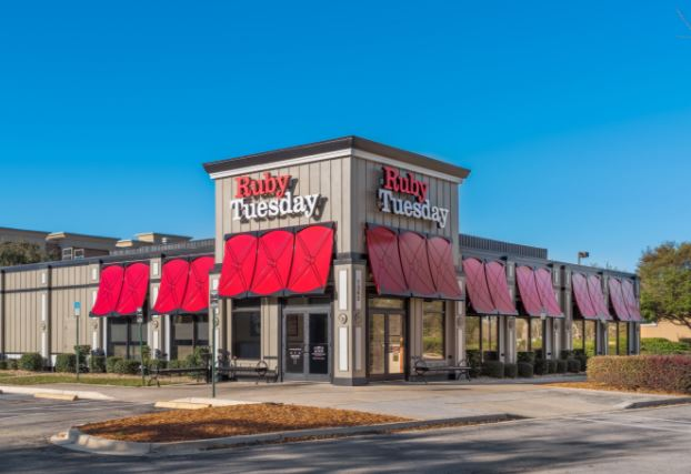 Private Equity Group Closes Ruby Tuesday Buyout Deal