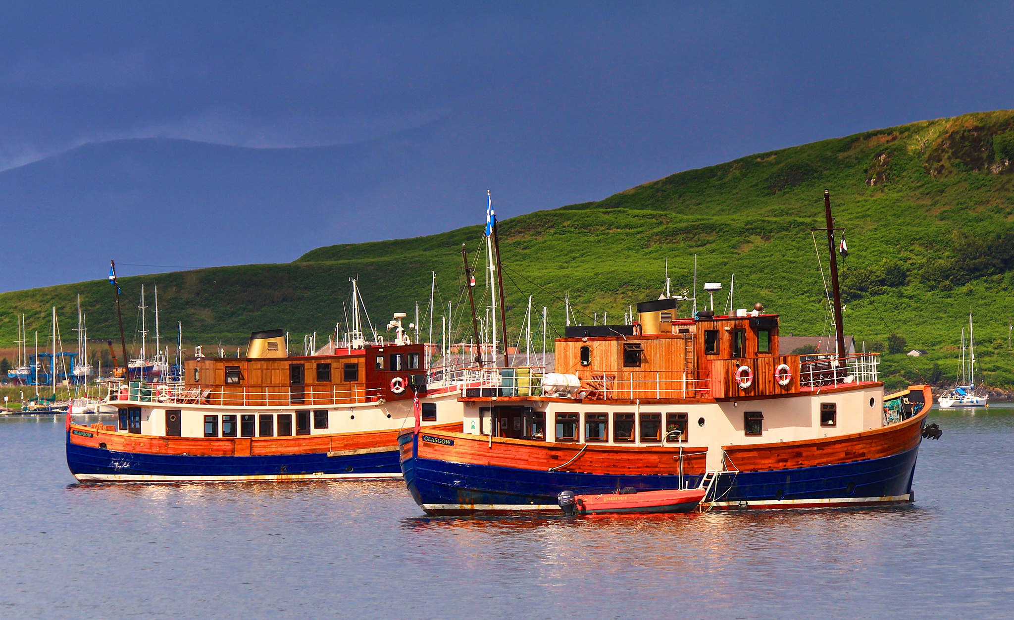 Scotland Fishing Industry Encouraged To Apply For £600,000 Flag Fund