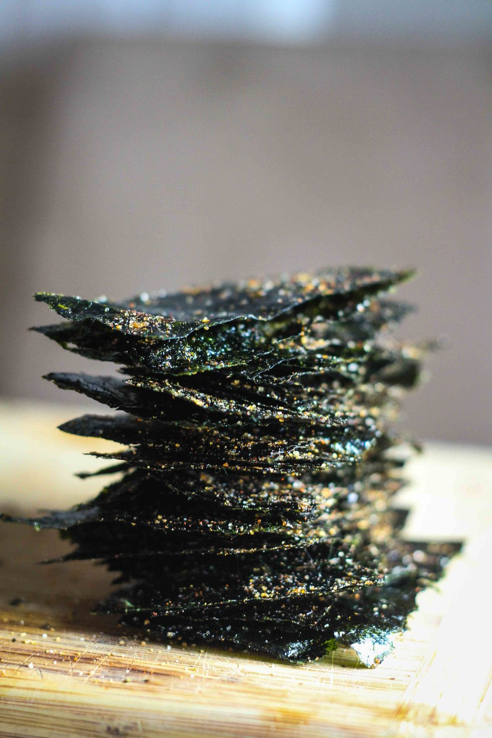 Seaweed Gaining Favor in Variety of Products from Chips to Jerky