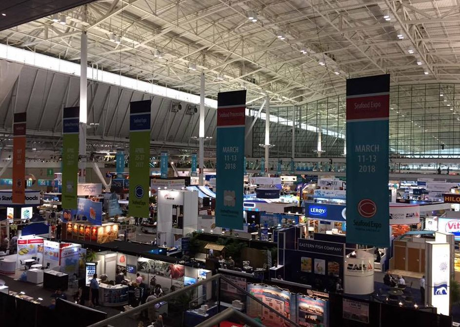 6 Tips For First-Time Boston Seafood Show Attendees