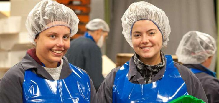 P.E.I. High School, University Students Encouraged to Consider Jobs at Seafood Processing Plants