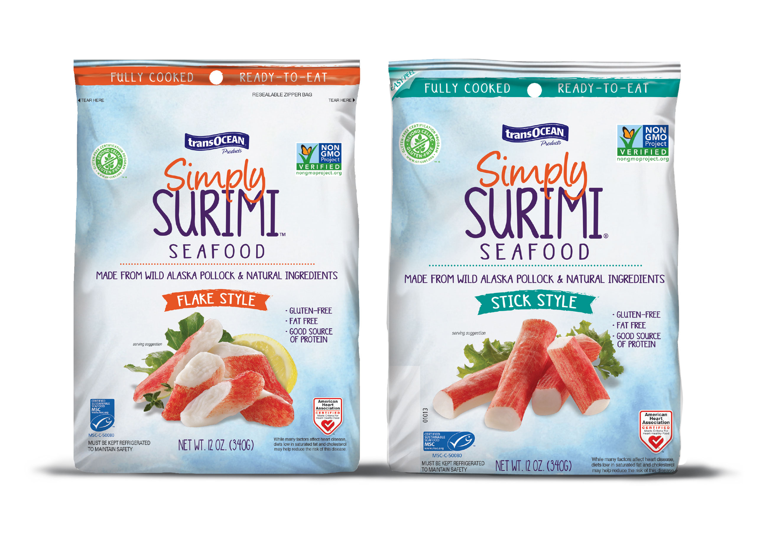Search for msc certification news on seafoodnews seafoodnews the non gmo project a non profit organization dedicated to building and protecting a non gmo food supply has verified trans ocean products simply surimi xflitez Choice Image