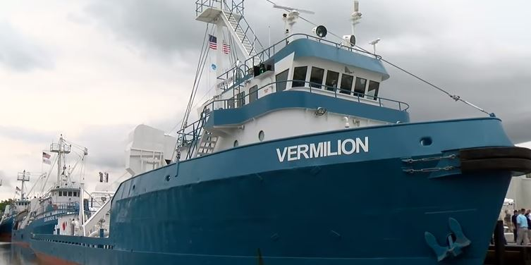 Omega Protein Launches New Vessel in Louisiana